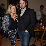 OIC - ENTSIMAGES.COM - Lady Nadia Essex and George Gilbey at the  Going for Gold magazine launch party in London 19th January 2015 Photo Mobis Photos/OIC 0203 174 1069