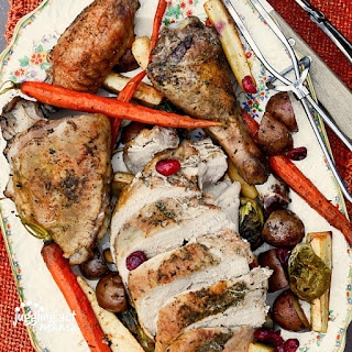 Turkey Sheet Pan Dinner Recipe