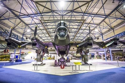 RAF Museum London_by_Laurence Norah 2