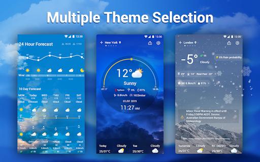 Weather Forecast 1.5.1 screenshots 1