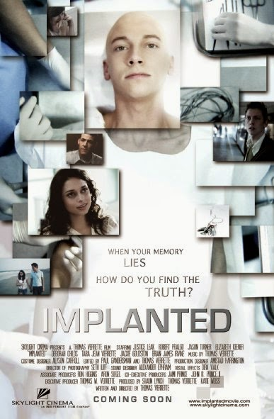 Poster Of English Movie Implanted (2013) Free Download Full New Hollywood Movie Watch Online At Alldownloads4u.Com