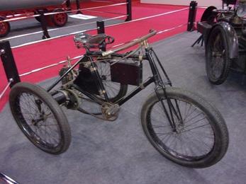2019.02.07-171 De Dion-Bouton tricycle automobile 1896 musée de Compiègne