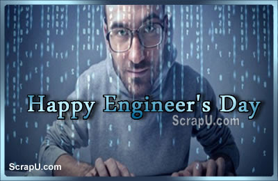 Happy Engineers Day Cards