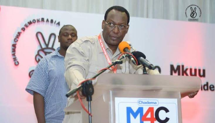 Chadema: Mbowe na Wenzake Wamekamatwa na Polisi