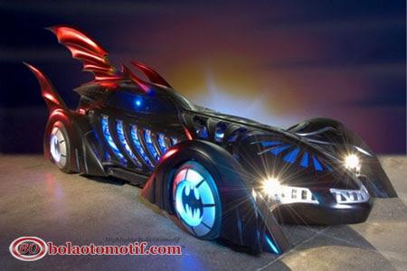 Mobil Batman Forever