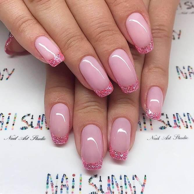 Simple And Cute Gel Nail Designs Spring 2019 8