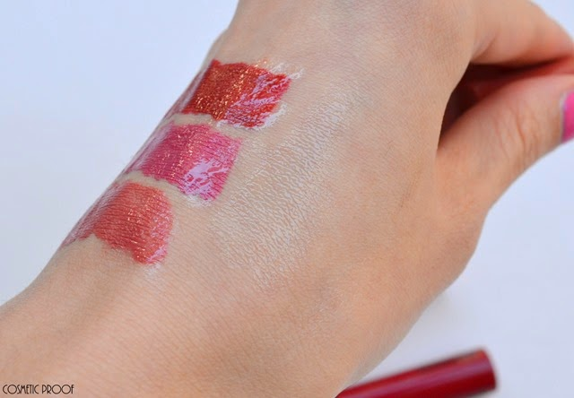 Rimmel London Provocalips 16 Hour Kiss Proof Lip Colour Review Swatches (3)