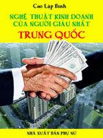 Nghệ thuật kinh doanh của người giàu nhất Trung Quốc - Cao Lập Bình