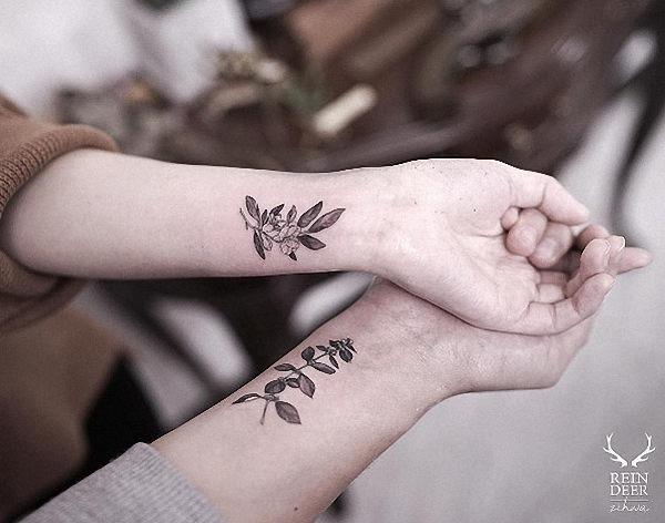 estes_correspondncia_vintage_floral_tatuagens