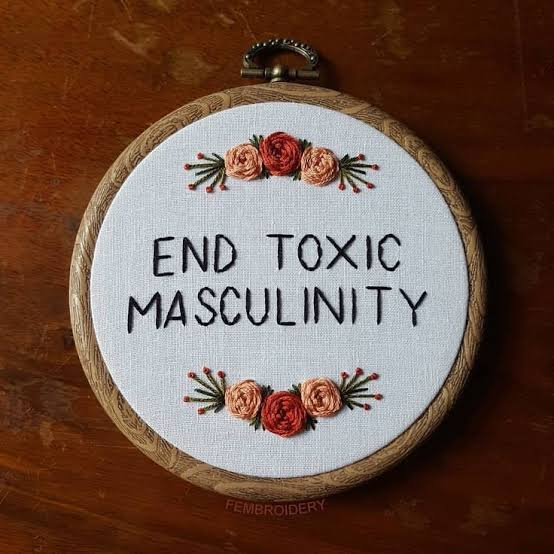 SHOULD WE END TOXIC MASCULINITY?( Bag.1)