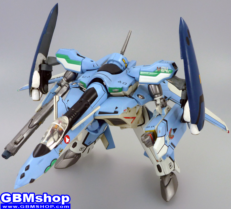 Macross Yamato 1/72 VF-X2 VF-19A VF-X Ravens Excalibur GERWALK Mode with Super Pack