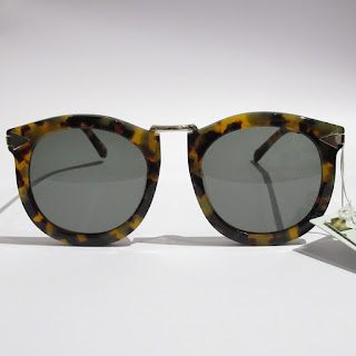 Karen Walker NEW Super Lunar Tortoise Shell Sunglasses