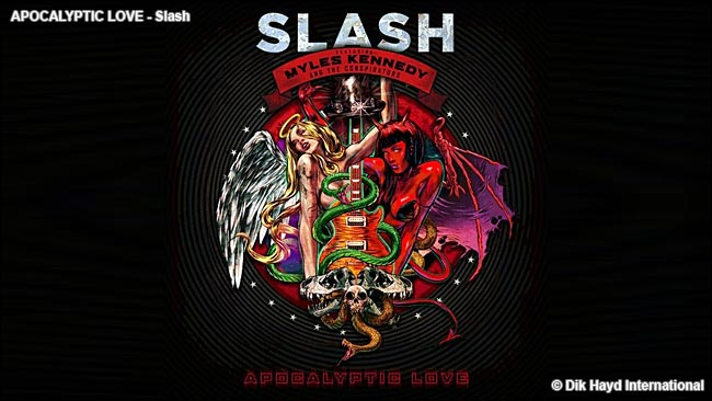 Apocalyptic Love - Slash