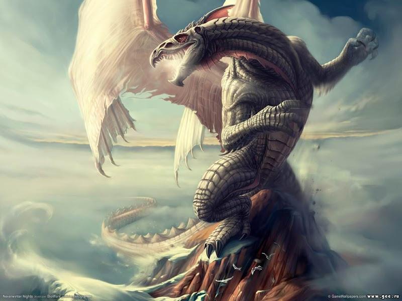 Magick Helper, Dragons 3