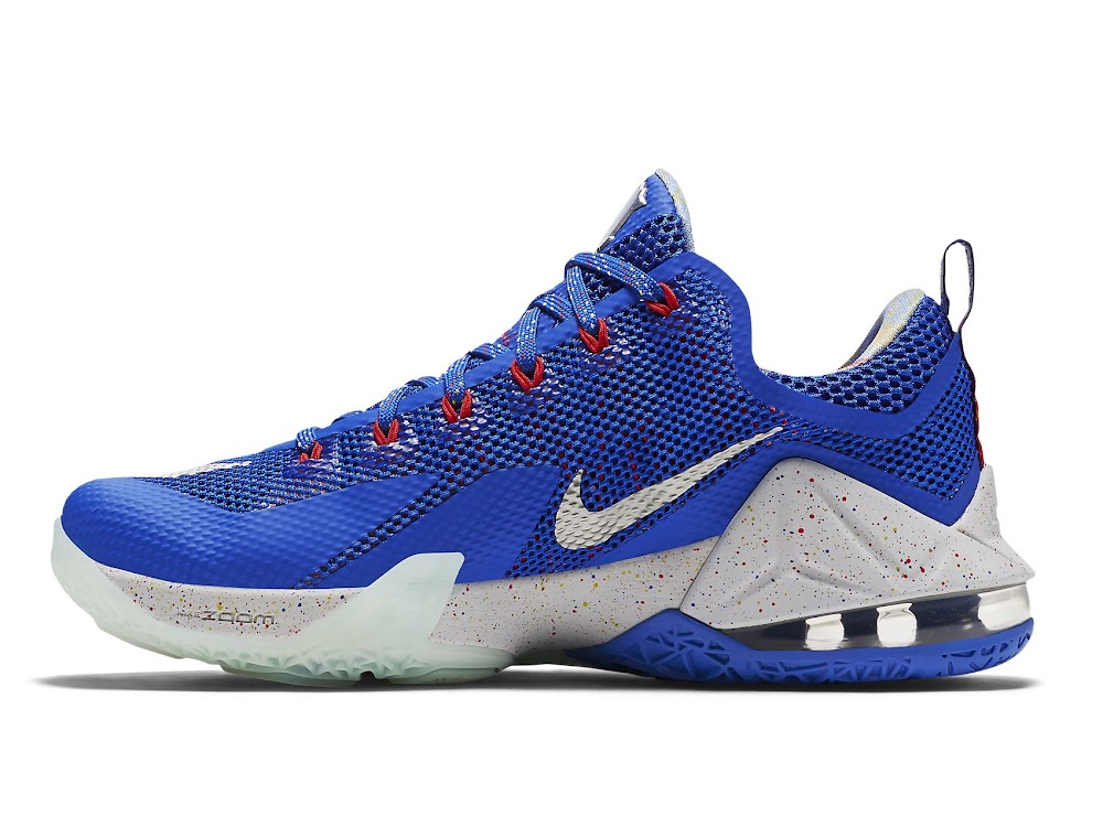 hot sale online 9a304 692e6 ... Release Reminder Nike LeBron 12 World Tour aka RISE ...