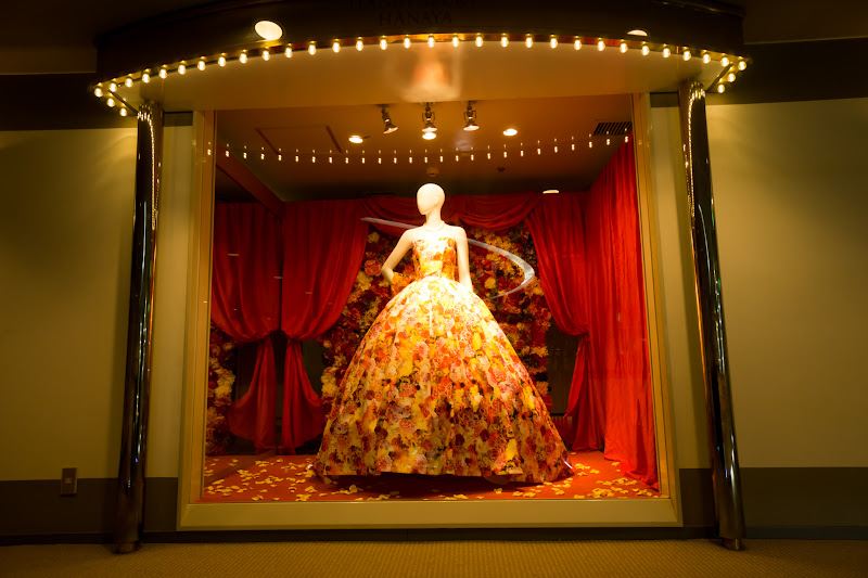 Mika Ninagawa × Dogo Onsen DOGO ART 2015 hotel Gallery Hanayuzuki wedding dress1