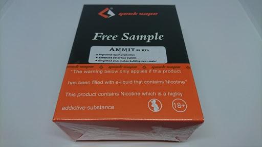 DSC 4001 thumb%255B3%255D - 【RTA】「Geek Vape Ammit 25 RTA」(ギークベープアメミット25RTA)レビュー。アメミットの新型はデカミット!?タンク容量バリエーションありのクラウド・フレイバー製造アトマ【電子タバコ/VAPE/爆煙/アトマイザー】