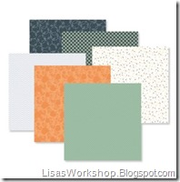 Gather Together Patterned Paper
