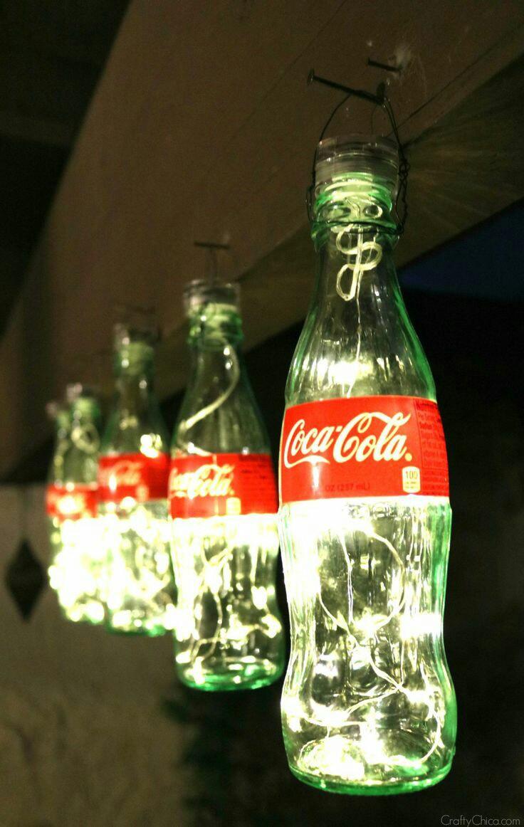 Mi Fiesta Creativa Increíbles Ideas Para Reciclar Botellas De Coca Cola