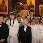 Bratislava - deti - prvá sviatosť zmierenia a eucharistie