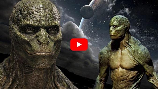 A história secreta dos reptilianos