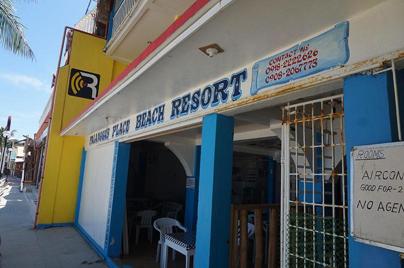 Palangga's Beach Resort