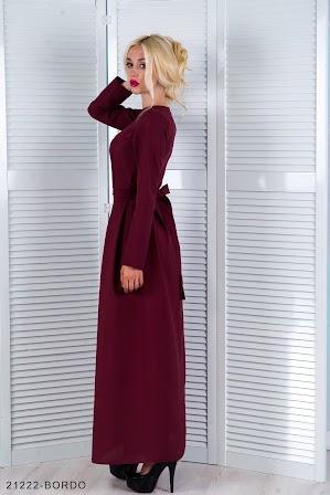 Максі плаття - Жіночий одяг - VK-Podium f5d12fbee70b8