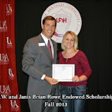 Scholarship Ceremony Fall 2013 - JW%2BRowe%2Bscholarship.jpg