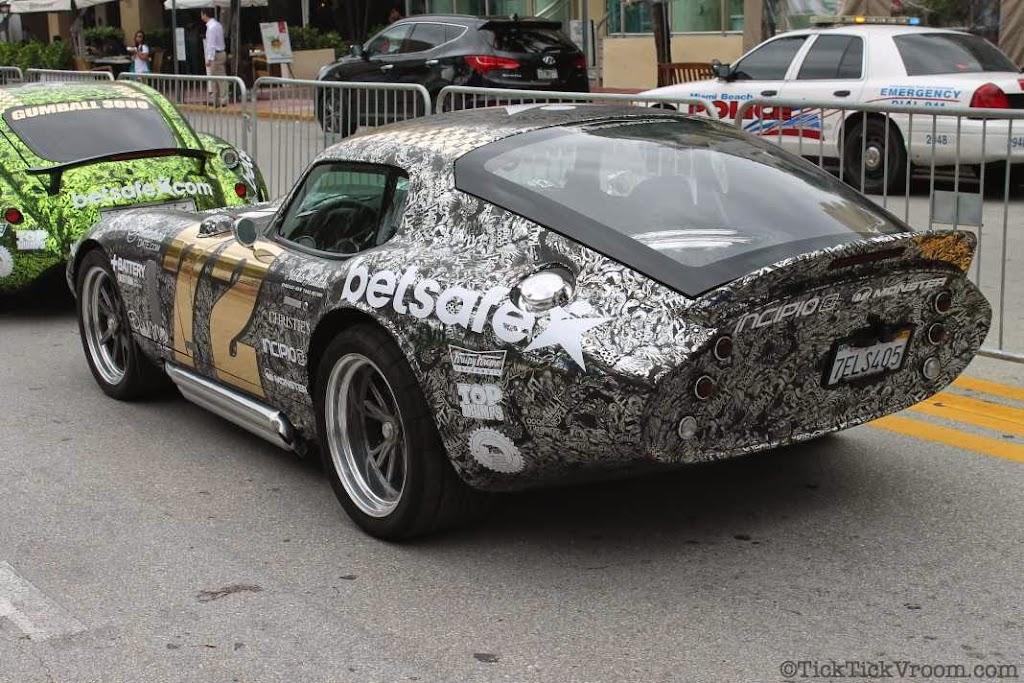 2014 Gumball 3000 Miami 2 Ibiza Ocean Drive 7925