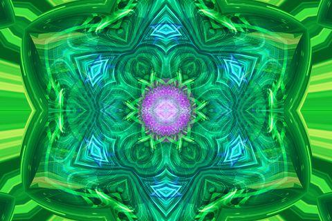 Lisa Renee: Energie-Synthese (ES) Smaragd-Kristall-Herz und Solarer Christ Michael