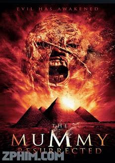 Xác Ướp Phục Sinh - The Mummy Resurrected (2014) Poster