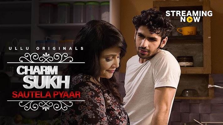 Poster Of Charmsukh - Sautela Pyaar Season 01 2019 Watch Online Free Download