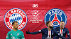 Watch Live Stream Match: Bayern Munchen vs PSG (UEFA CHAMPIONS LEAGUE)
