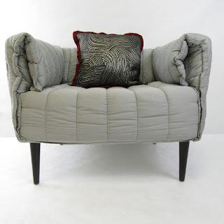 Interdesign Flute Accent Chair