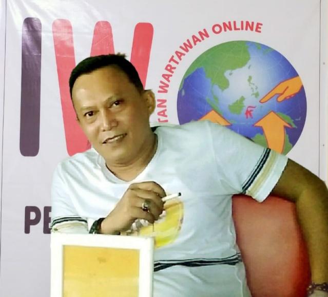 Ketua IWO Soppeng, Berkirim Ucapan Selamat Hari Kesaktian Pancasila