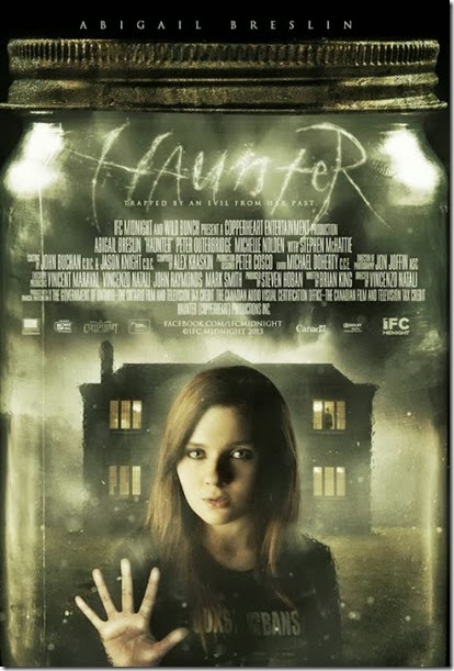 Filme Poster Haunter HDRip XviD & RMVB Legendado