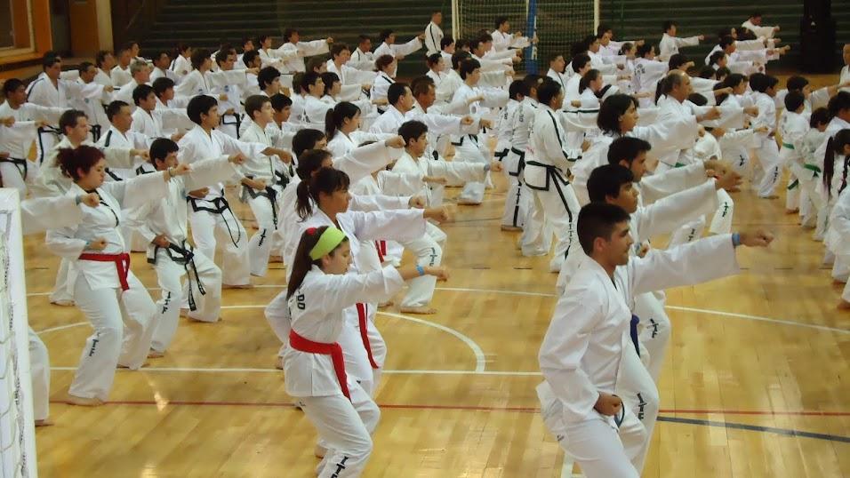 Eventos Taekwondo ITF santa fe