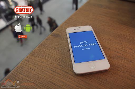 2014-2015 - Les applications iPhone et Android de l