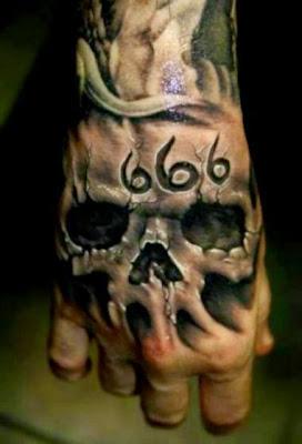 Ink amp Bone…Rad Hand Tattoos  CVLT Nation