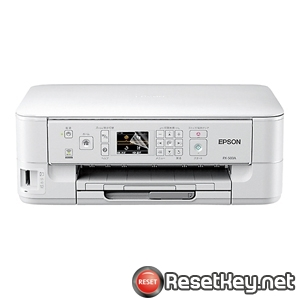Reset Epson PX-503A printer Waste Ink Pads Counter
