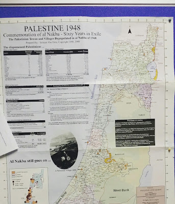 Of Maps, Jerusalem and Donald Trump