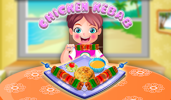 Screenshot of Chicken Kebab