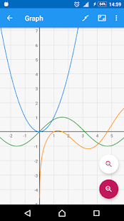 Graphing Calculator - Algeo - náhled
