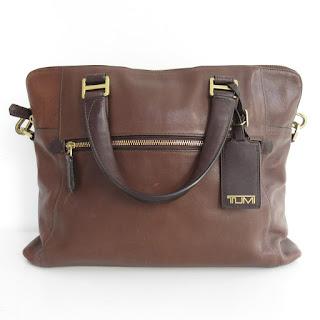 Tumi Satchel Bag