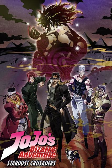 JoJo's Bizarre Adventure: Stardust Crusaders – Battle in Egypt