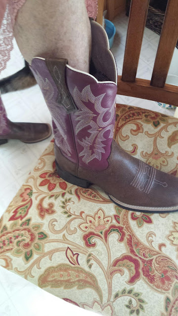 Cowboy Boots, Living From Glory To Glory Blog...