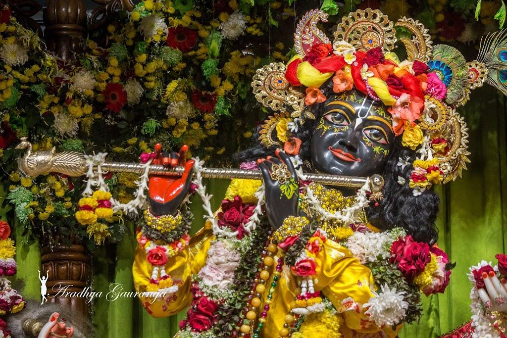 ISKCON Mayapur Deity Darshan 13 Jan 2017 (18)