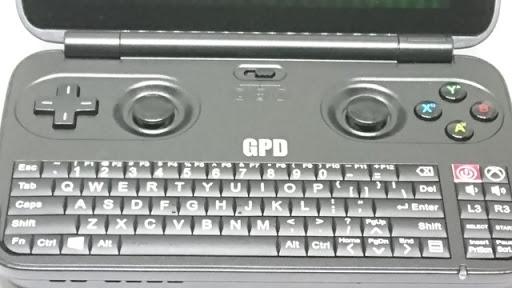 DSC 2027 thumb%25255B3%25255D - 【ガジェット】「GPD WIN ゲームパッドタブレットPC」レビュー。Windows 10搭載+ゲームパッドつきのスーパーゲーミングタブレット!【タブレット/ゲームPC/神モバイル】