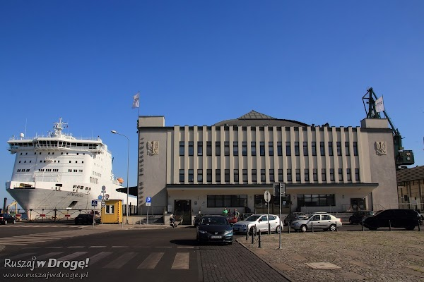 Budynek Muzeum Emigracji w Gdyni