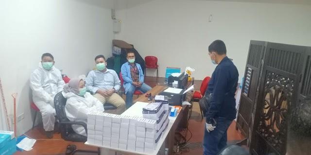 "Dengan ""Under Cover"" Dirkrimsus Poldasu Bongkar ""Mafia Kejahatan Test Antigen"" di Bandara Kuala Namo"